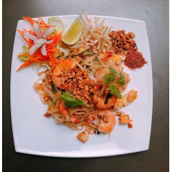 Pad Thaï – Pâtes de riz...