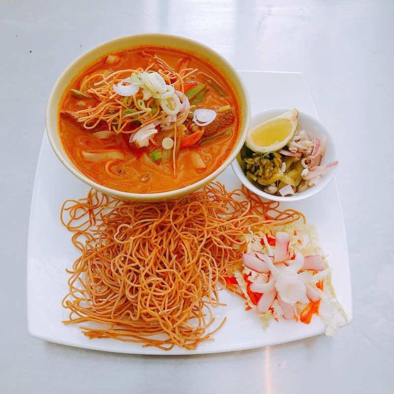 Kao soy  – ข้าวซอย