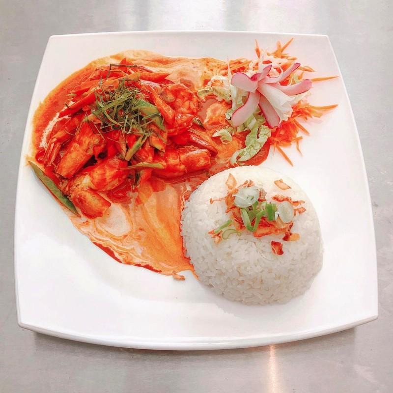 Panang Curry – แกงพะแนง