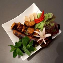 Saucisse Thaï au porc – ไส้อั่ว