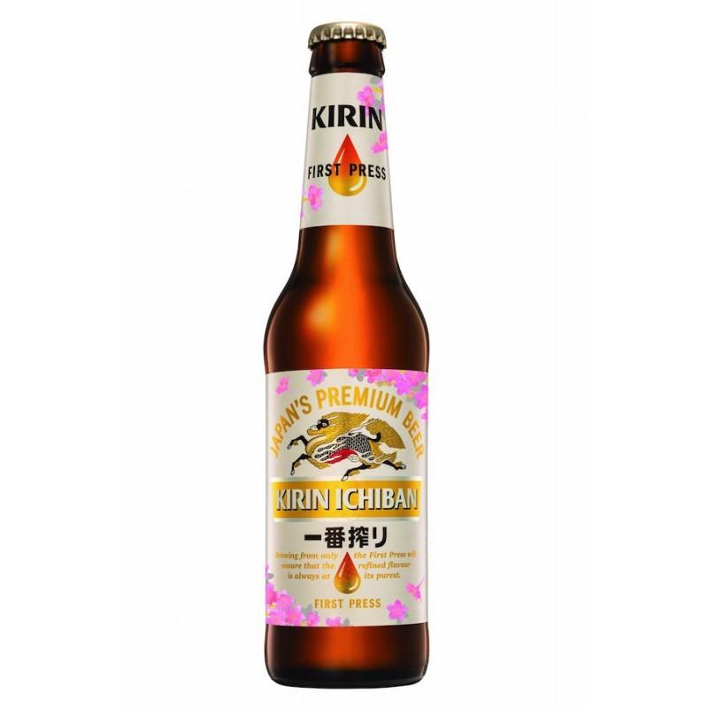 biere japon kirin ichiban