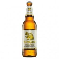 Bière thaïlandaise : Singha...